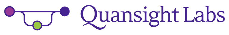Quansight logo color on white background